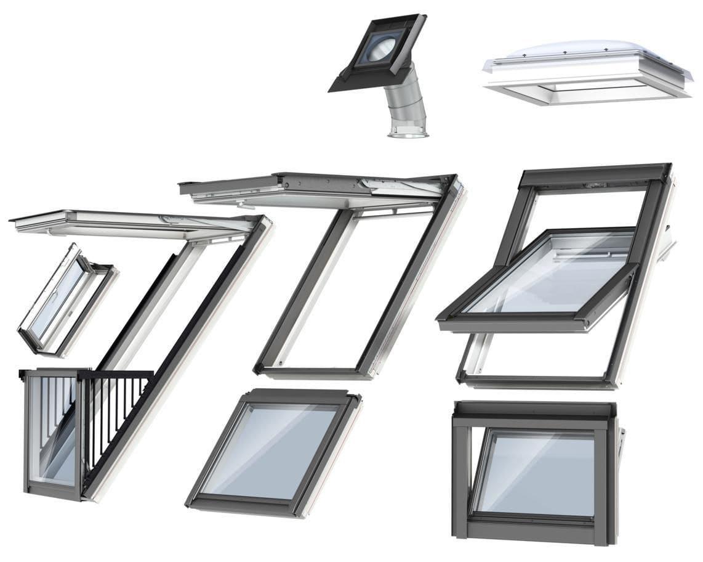 des idées de fenêtre de la marque Velux