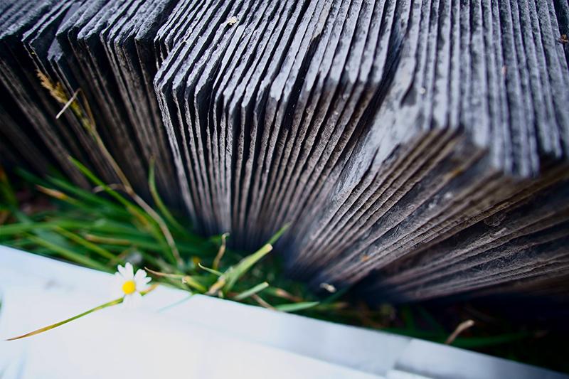 Ardoises naturelles pour couverture en Bretagne